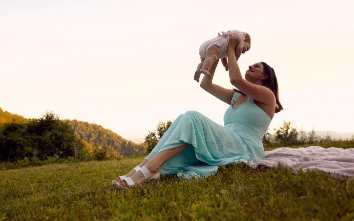 Katere stvari potrebujem za svojega dojenčka?