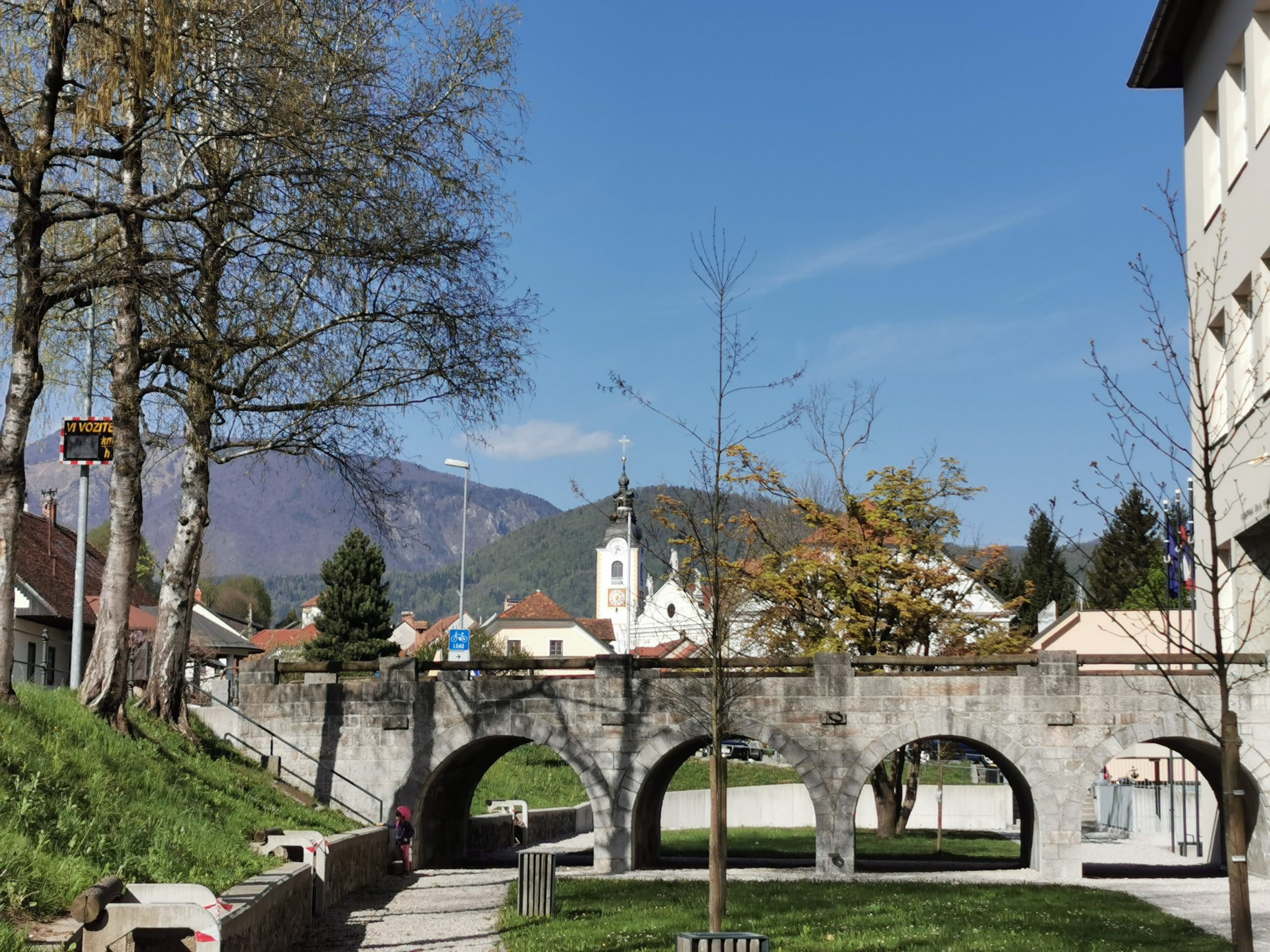 Mesto mojega otroštva in moje sedanjosti – Kamnik
